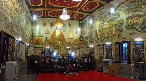 Tempel von Innen