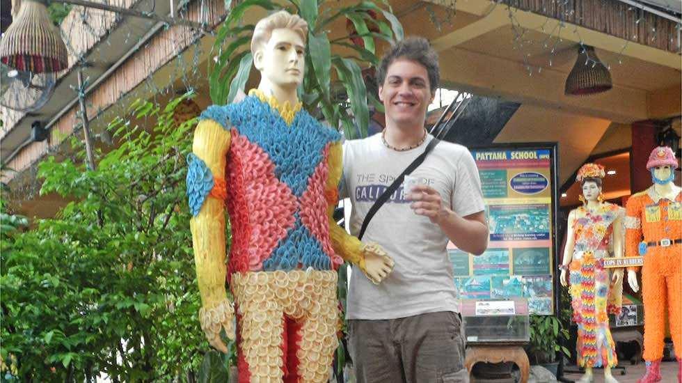 Marius & Captain Condom