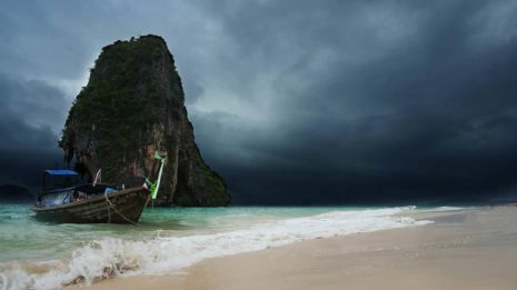 Railay Beach: Perle der Andamanensee?