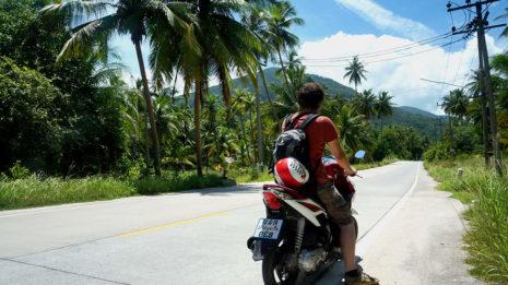 Ko Phangan: Insel der zwei Gesichter