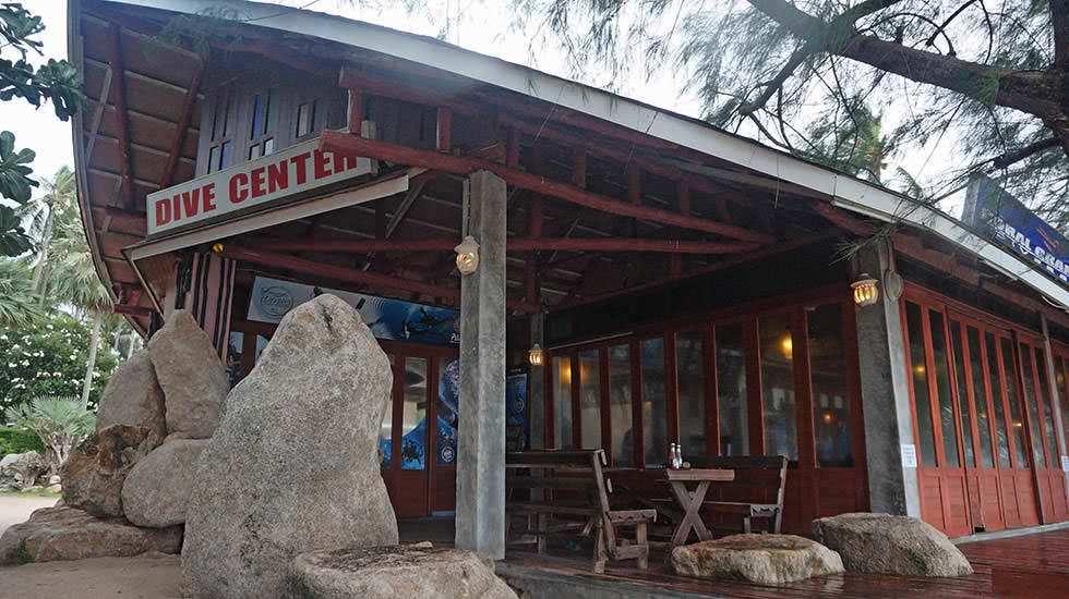 Tauchschule Ko Tao