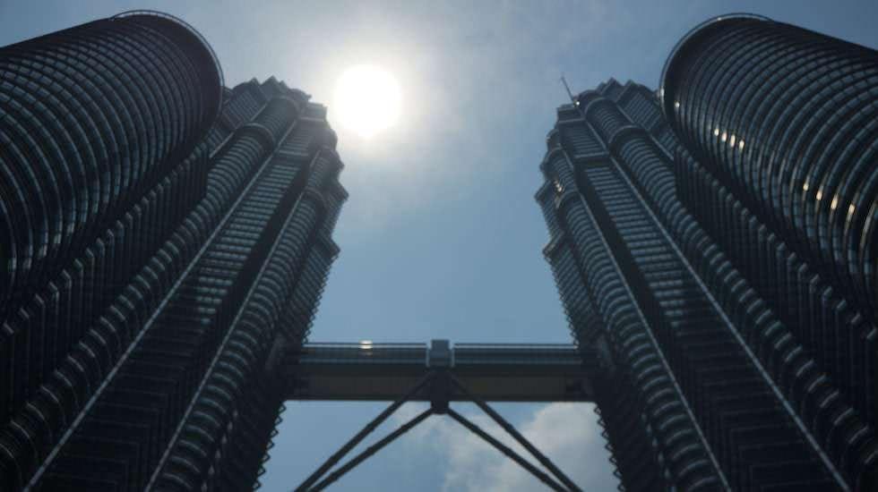 Die Petronas Towers