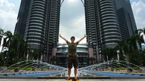 Kuala Lumpur: Britannien an der Sonne