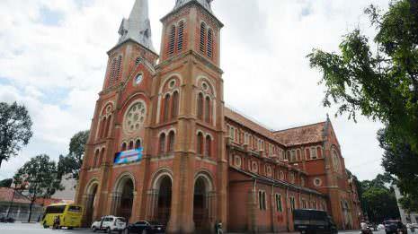 Altstadt von Saigon