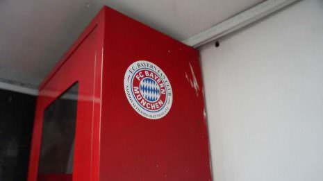 Bayern München Sticker