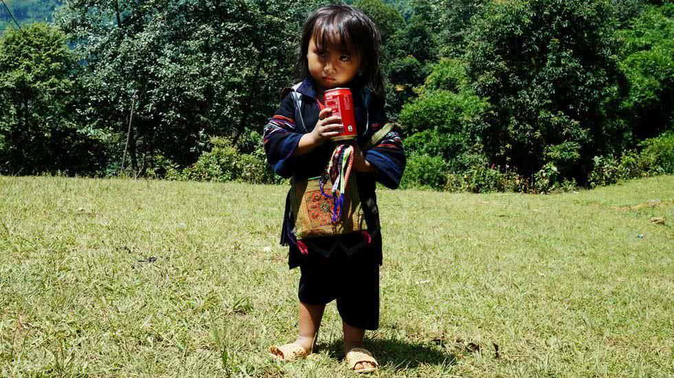 Vietnamesisches Kind