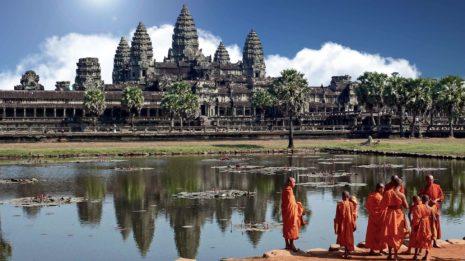Angkor Wat, die imposante Touristenhölle