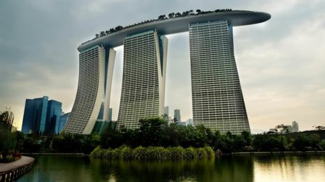 The Fine City: Sprachlos in Singapur