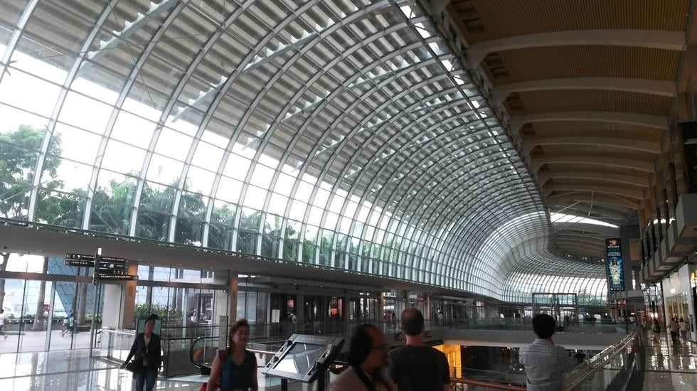 Shoppingcenter Marina Bay