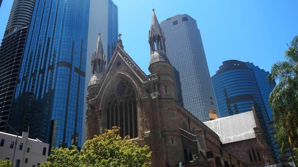 Kirche in Brisbane