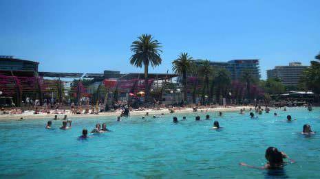Die öffentliche Lagoon