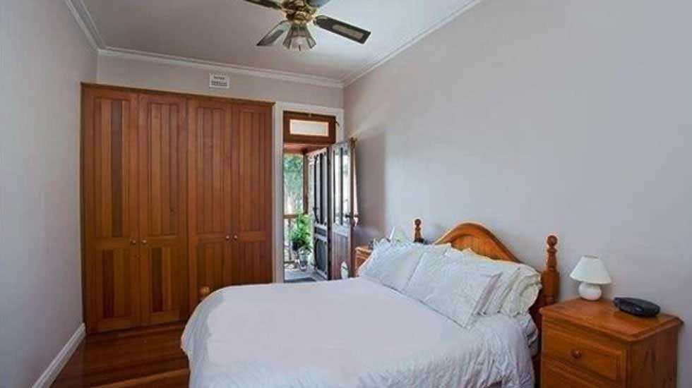 Unser Airbnb Zimmer
