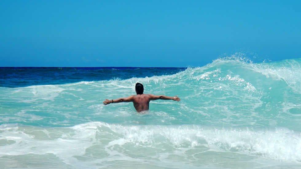 Sydney Tamarama Beach