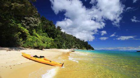 Hoch im Norden auf Neuseelands Südinsel