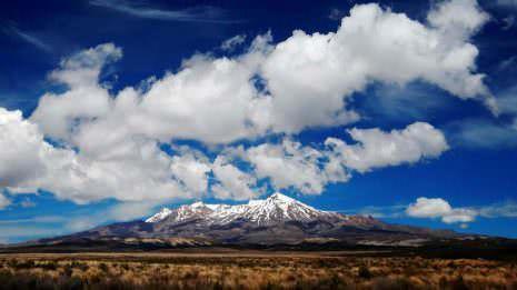 Berge Neuseeland