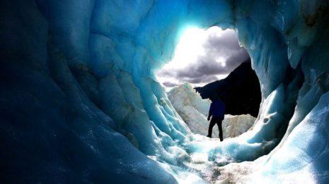Gletschersteigen in Neuseelands Alpen