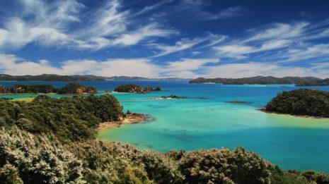 Paihia: Die Bucht der blauen Inseln