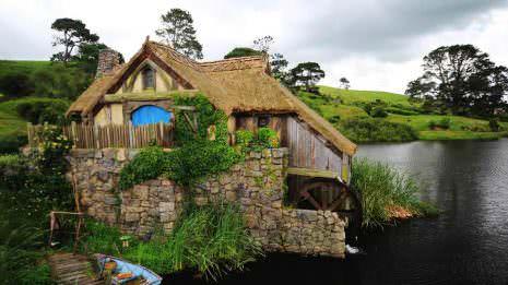 Haus der Hobbits