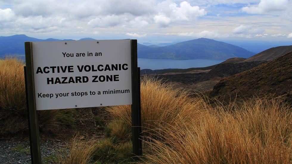 Vulkanzone
