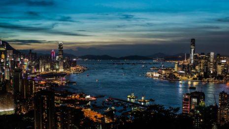 Hongkong, der grüne Großstadtdschungel