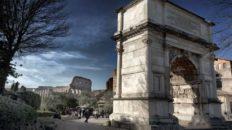 Das Kolosseum von Rom