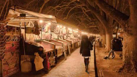 kleiner Flohmarkt