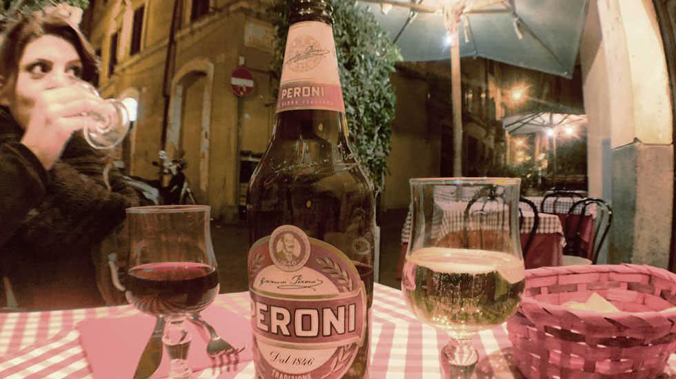 Gut Essen & Trinken in Rom: Ein Muss!