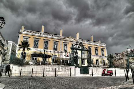 Lissabon Villa