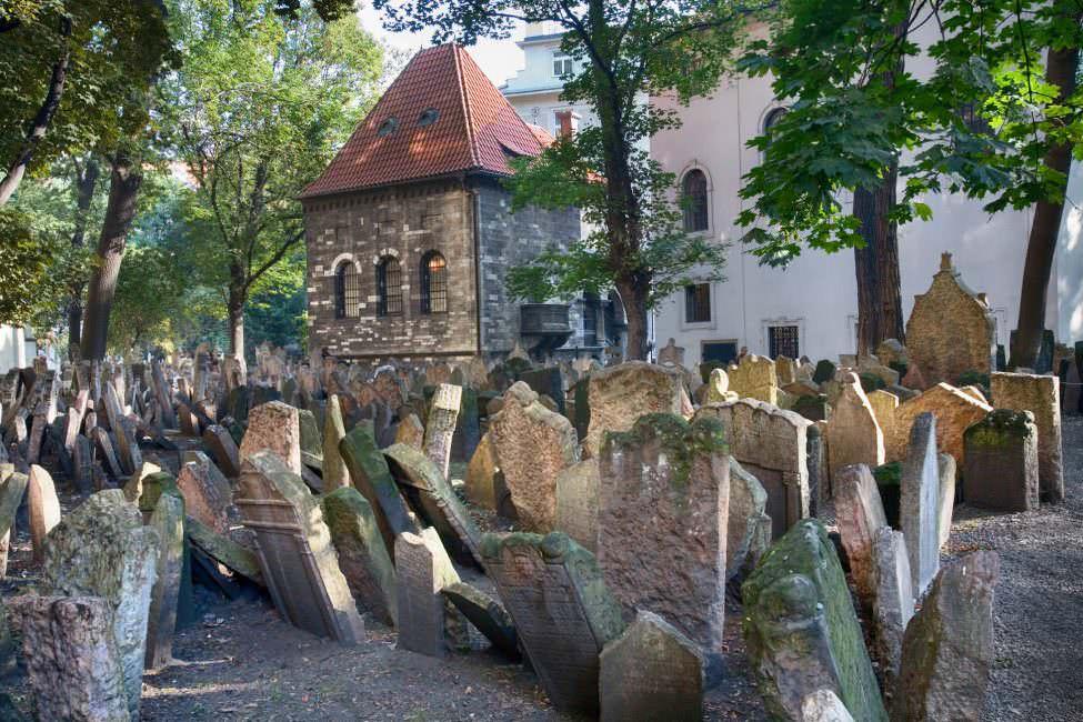 Prag jüdischer Friedhof