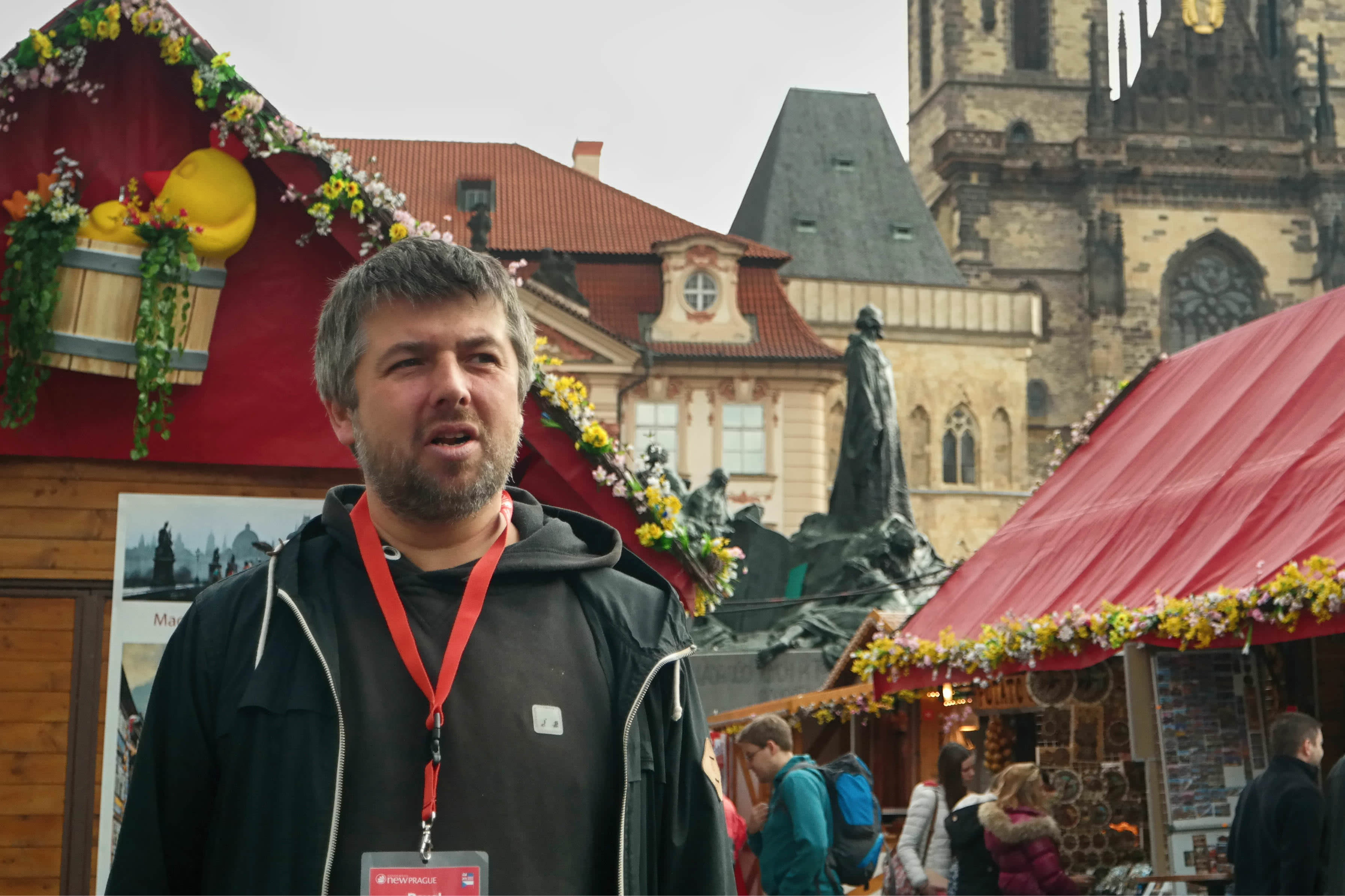 Free Walking Tour Prag