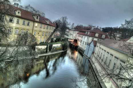 Prag Fluss