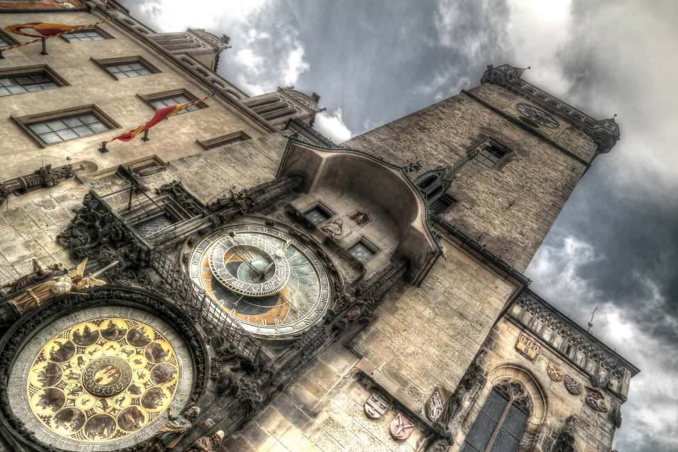 Prag Uhr