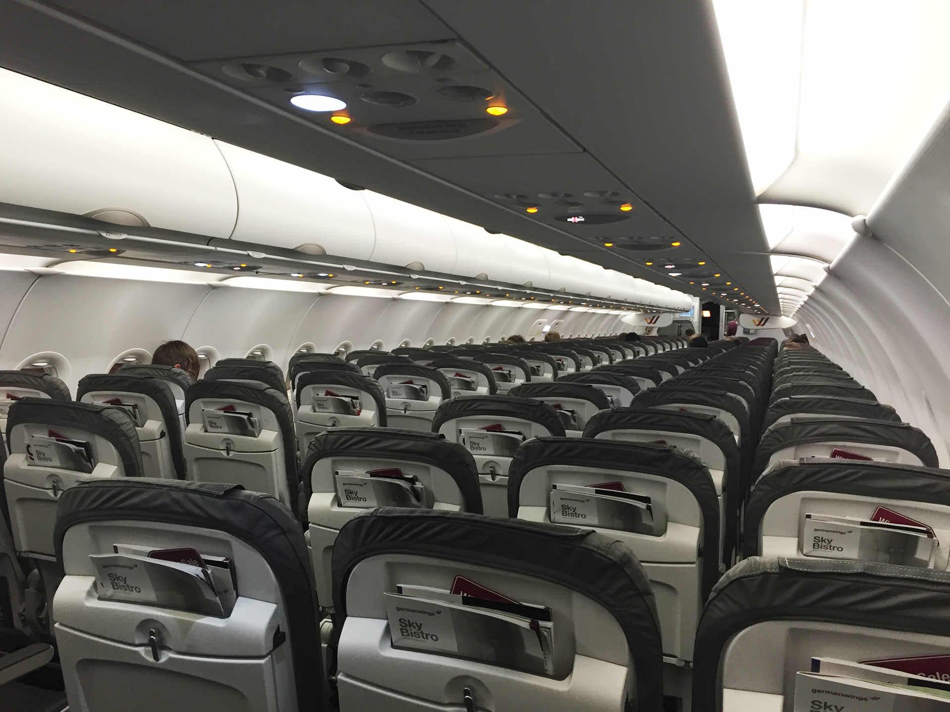 Eurowings Flug Stockholm