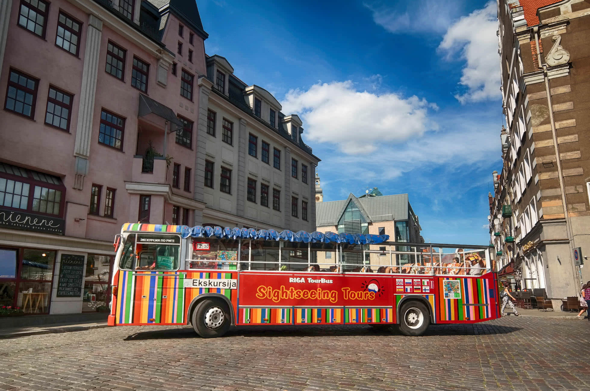 Bustour Riga