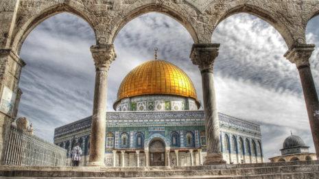 Ein Kurztrip nach Jerusalem
