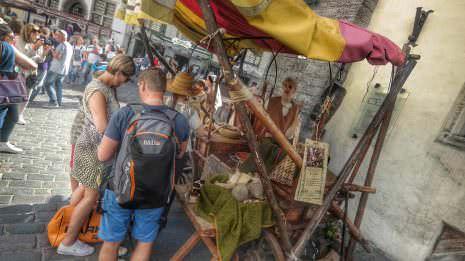 Mittelaltermarkt Tallinn
