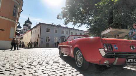 Oldtimer Tallinn
