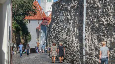 Tallinn Stadtmauer