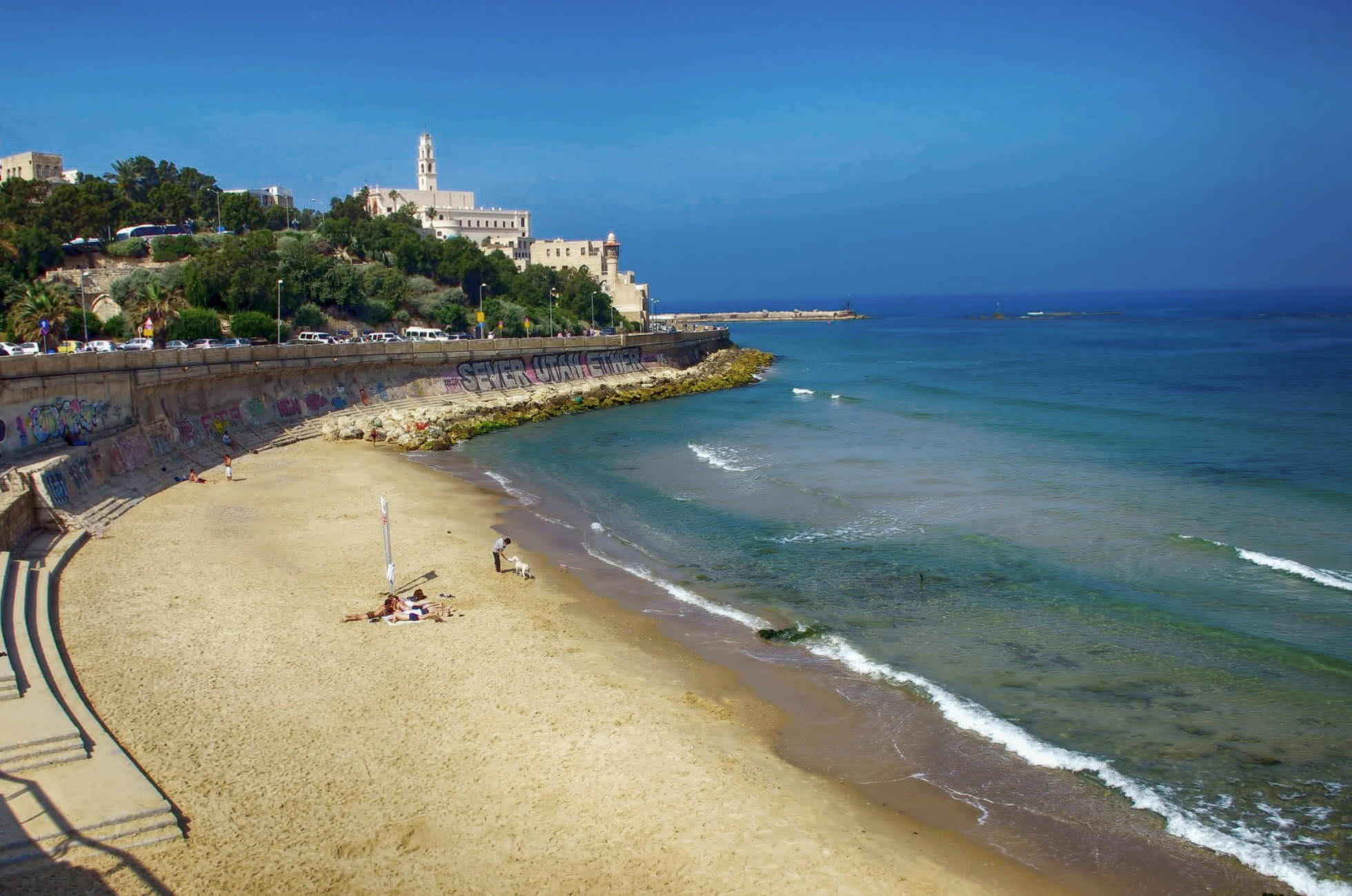 Strand Tel Aviv Jaffa