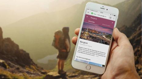"""Mit """"Google Reiseziele"""" deine Traumreise finden"""