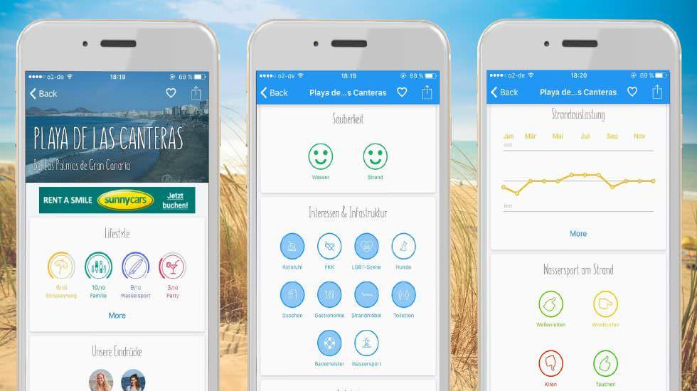Beach-Inspector App