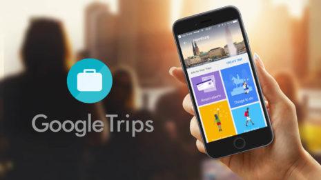 Google Trips übernimmt deine gesamte Reiseplanung