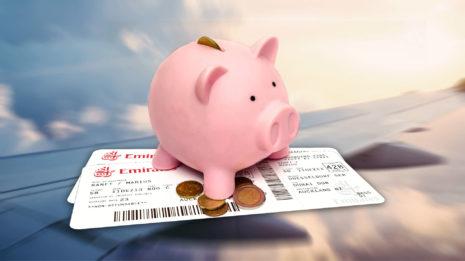 Zehn Tipps für günstige Flüge!