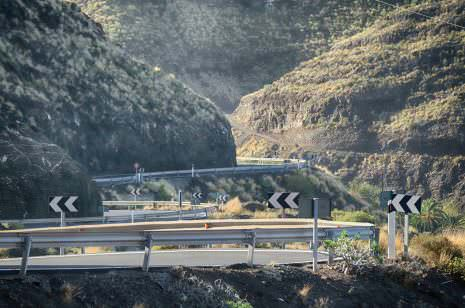 Serpentinen Gran Canaria