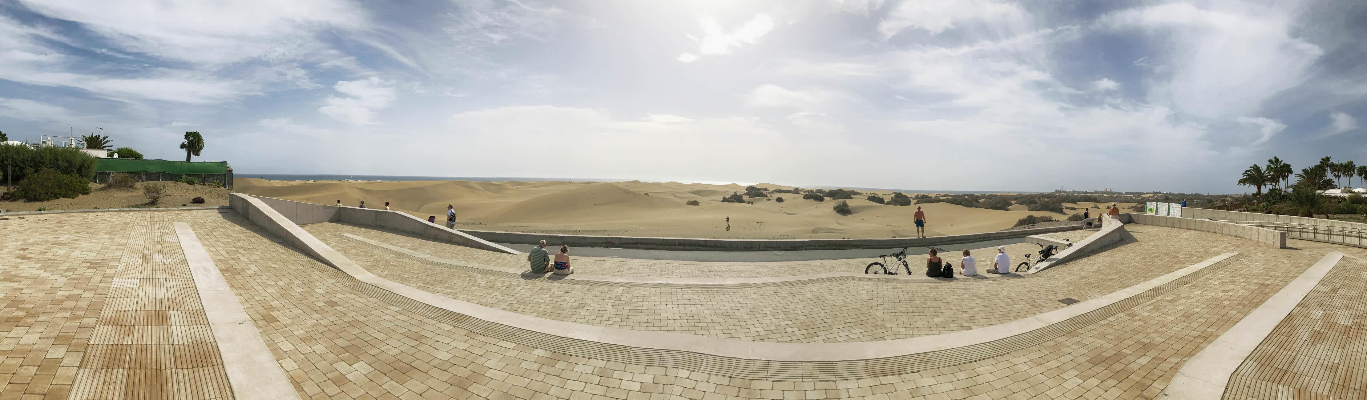 Dünen von Maspalomas Sanddünen