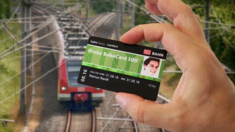 Probe BahnCard 100:<br />Vorteile und Erfahrungen mit der Bahn Flatrate