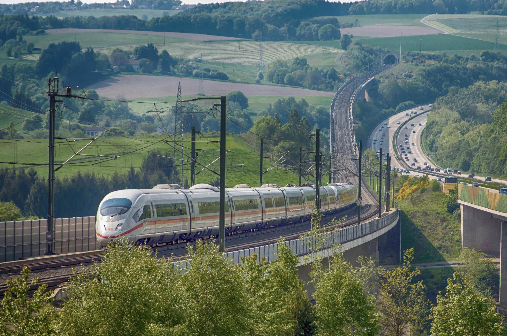 Probe BahnCard 100 ICE Deutsche Bahn