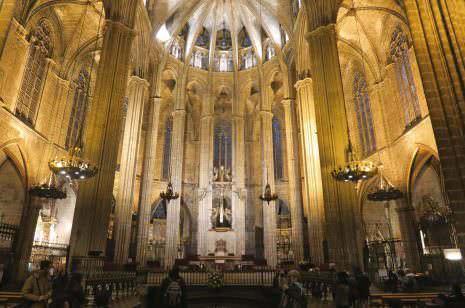 La Catedral Barcelona