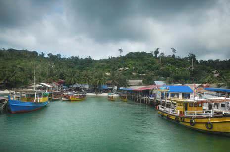 Ko Rong Kambodscha