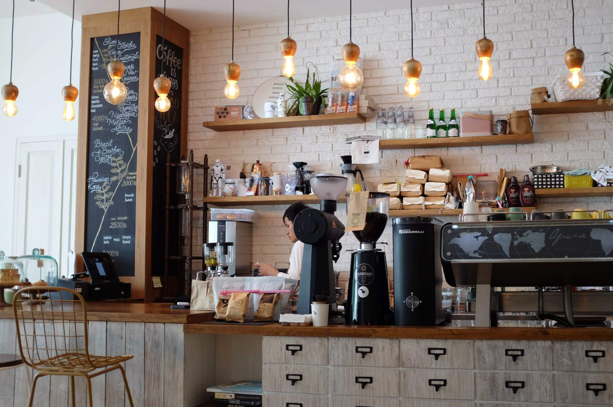 Kaffee Städtereise